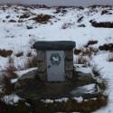Cranmere Pool Letterbox
