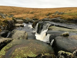 East Dart Waterfall 2