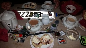 Jason's Cornish Cream Tea
